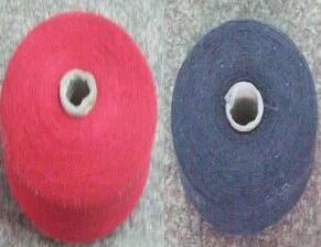 一级彩棉纱